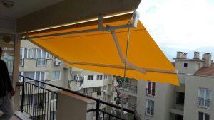 İzmir Tente Klasik Tente 1
