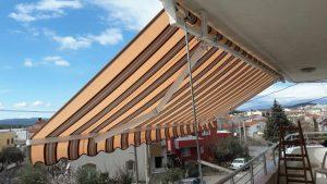 İzmir Tente Klasik Tente 3