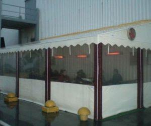 İzmir Tente Şeffaf Store 1