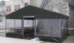 İzmir Tente Şeffaf Store 2
