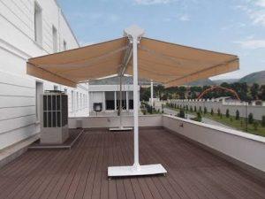 İzmir Tente T Modül Tente 1