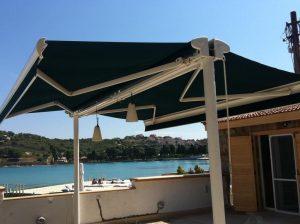 İzmir Tente T Modül Tente 2