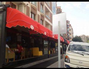 İzmir Tenteci Körüklü Tente
