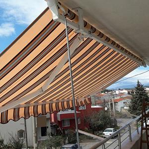 İzmirde Tenteci Klasik Tente Çeşitleri