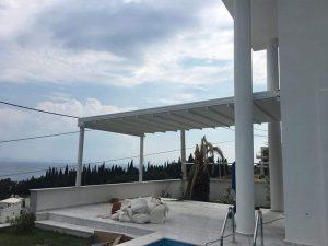 İzmir Tente Pergola