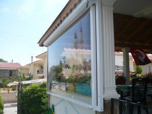 İzmir Aliağa Şeffaf Branda