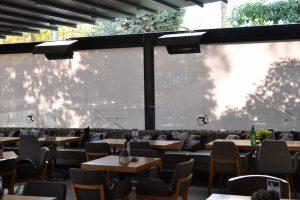 İzmir Tente Zip Perde 1