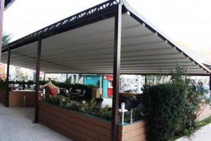 İzmir Otomatik Tente