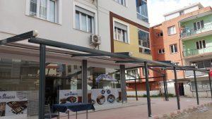 İzmirde Otomatik Tente